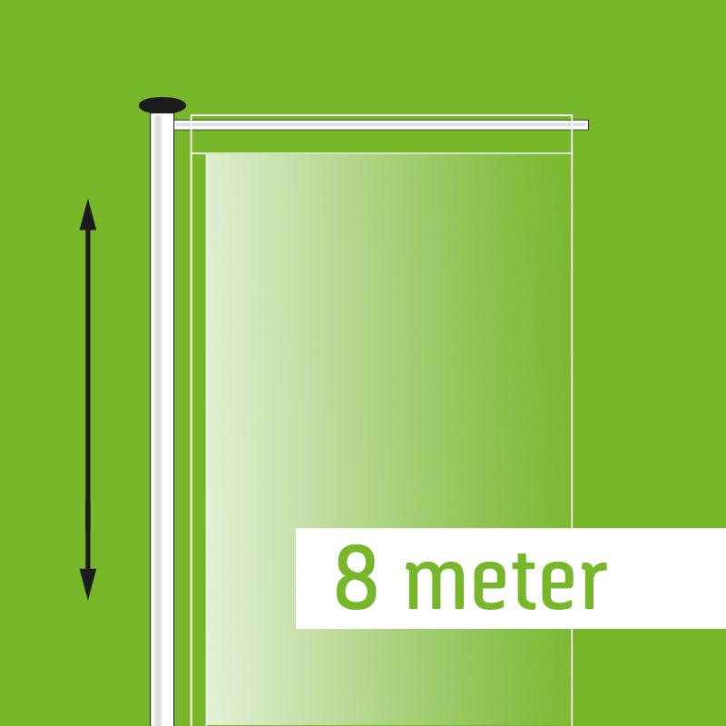 8 meter