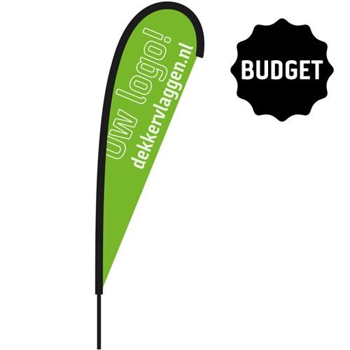 Budget Beachvlaggen