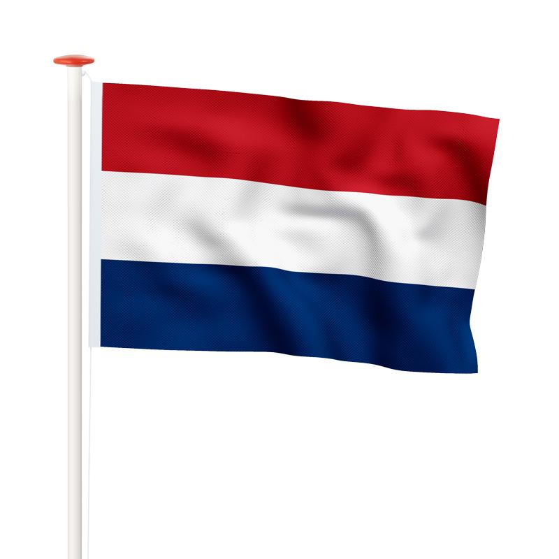 Nederlandse Vlag marineblauw