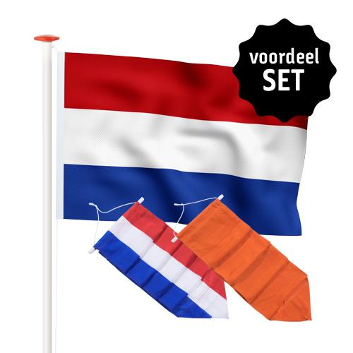 Nederlandse vlag aanbiedingssets