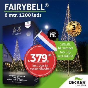 Fairybell 6 meter 900 Led